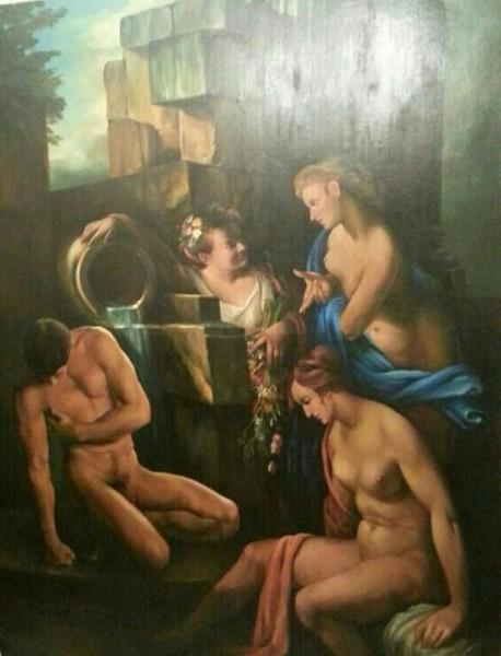 Luigi_Latini_De_Marchi-Narciso_e_le_tre_ninfe