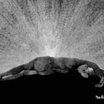 Beniamino Fabiano, Alba (incisione 29x19)